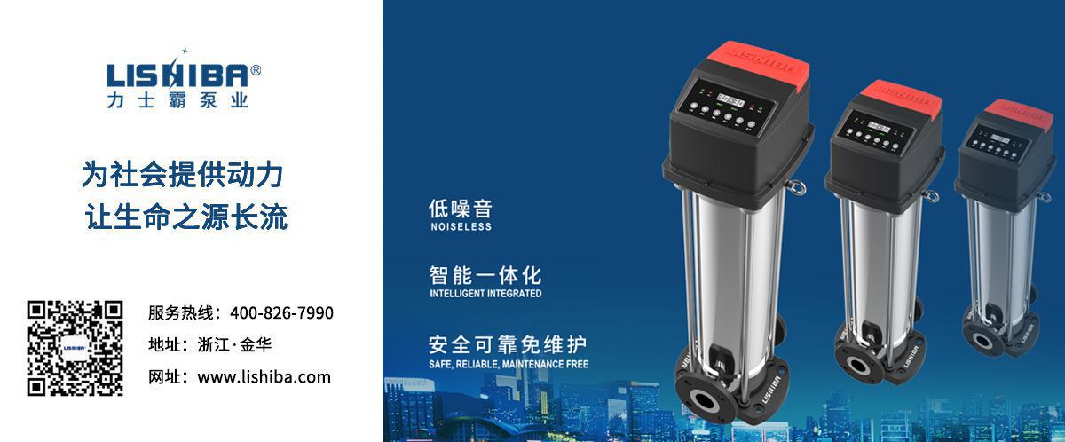 智能静音泵LSP CLIB10