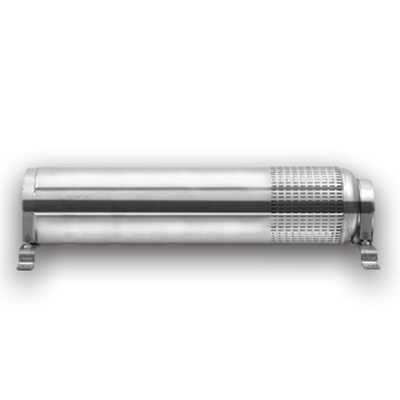 卧式导流罩 降低电机温升 延长使用寿命