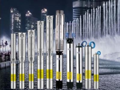 不锈钢喷泉专用泵综合样本下载