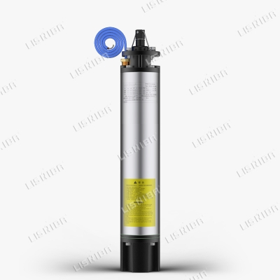 8 inch Water Cooling Submersible Motor