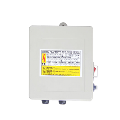 Switch box 220V single-phase 0.37 to 1.5KW